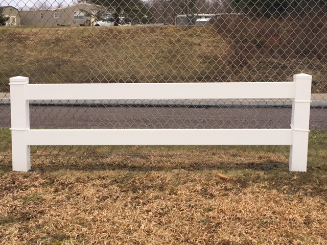 Ranch Rail Fence Precision Vinyl Systems Inc