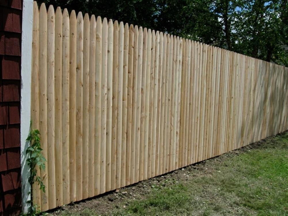Stockade Fence Precision Vinyl Systems Inc