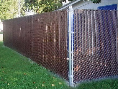 Chain Link Fence Precision Vinyl Systems Inc